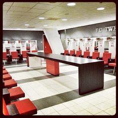 Kleedkamer FC Twente