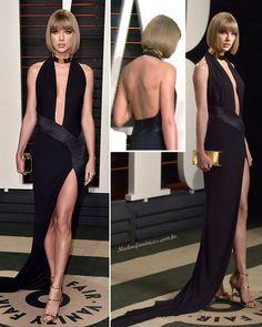 Taylor Swift  after party pós-Oscar da Vanity Fair 2016