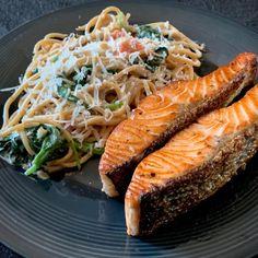 13 egészséges zöldségkrém reggelire | Nosalty Steak, Spaghetti, Ethnic Recipes, Food, Essen, Steaks, Meals, Yemek, Noodle