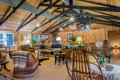 Check out this awesome listing on Airbnb: Modern Renovated Adirondack Lodge - Cabins for Rent in Catskill