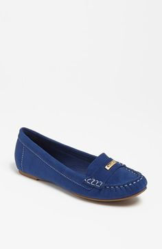 kate spade new york 'wilamina' loafer available at #Nordstrom  Naturally Kate is in on the trend too!