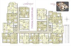 Aesthetic Laasya Floor Plan  www.bangalore5.com