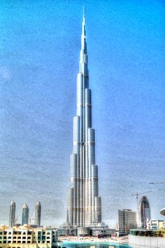 Burj Khalifa Dubai | A1 Pictures