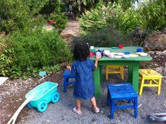 Children's garden: Oahu Urban Garden Center