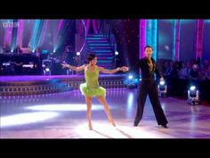 Pin for Later: Watch the Best Ever Strictly Come Dancing Performances The Latin Dances: Matt Di Angelo and Flavia Cacace's Salsa
