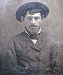 Dirty Dave Rudabaugh - The Only Man Billy the Kid Ever Feared
