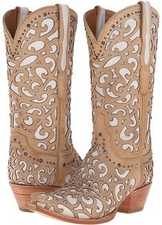 Lucchese Sierra Cowgirl Boots.