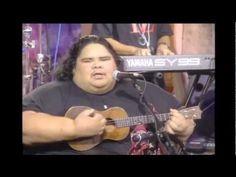 Hene'Hene ko' Aka - Performed by Israel Kamakawiwo'ole - YouTube