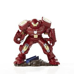 Playmation Marvel Avengers Hulkbuster Hero Smart Figure ** To view further for this item, visit the image link.