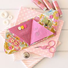 Travel Sewing Kit PDF Sewing Pattern