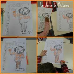 """""""Graphiétoile"""" - la classe de Mélusine"""