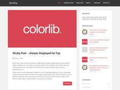 Popular — Free WordPress Themes  Free website design by students.   www.webdesignfree.org