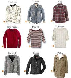 Penny Pincher Fashion: Classic Layering Essentials