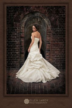 NC-First-Place-Bridal-Portrait taken at Fort Macon