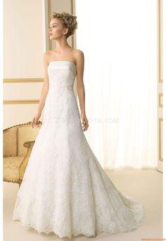 Wedding Dress Luna Novias 147 Tesis 2013
