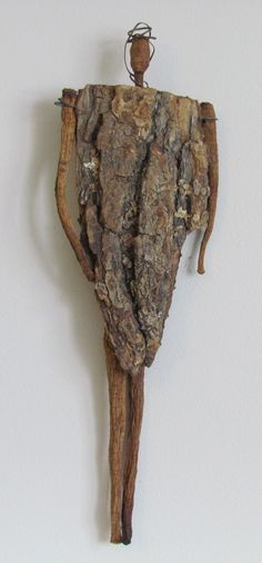 Liba: Wooden Woman. @designerwallace
