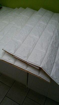 Tienda Online 3D pegatinas de pared dormitorio sala de estar decorativos patrón de ladrillo papel pintado auto-adhesivo impermeable anti-colisión | Aliexpress móvil