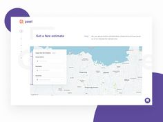 Hi everyone! more on the Paxel project.. this is the full-version of homepage first exploration.  Stay tuned for more. In the meantime, let us know what you think, or checkout the case study   Conn...