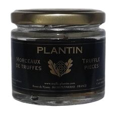 Plantin - Genuine White Summer Truffles Tuber Aestivum 50g jar (1.76oz) Pieces Read more  at the image link.