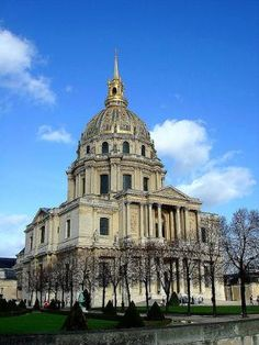Les Invalides and Military Museum: Tomb of Napoleon