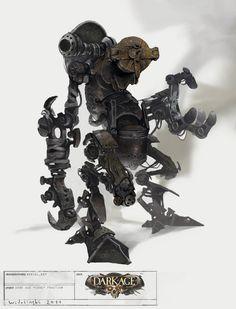 Dark Age Menial_Bot