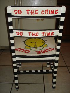 time out chair | Flickr - Photo Sharing!