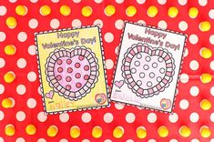 Valentine's Day printable designs | alexbrands.com