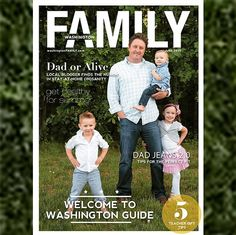 We are so excited for our June issue featuring blogger, author and stay-at-home dad @dad_or_alive! Take a look for his story, our annual Welcome to Washington Guide, & how to find the perfect fit for dad jeans to not look like, well, dad jeans!