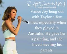 I saw him open for her in Bossier City, and oh my goodness! He literally sounded identical to the recordings! All About Taylor Swift, Taylor Swift Facts, Taylor Swift Quotes, Taylor Swift Pictures, Taylor Alison Swift, People Change Quotes, Leadership, Album Of The Year, Being Good