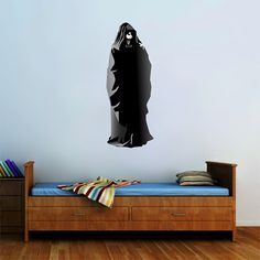 kcik1271 Full Color Wall decal Darth Sidious Palpatine Star Wars children's bedroom