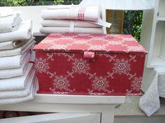 Schachtel,romantisch, french von LiebeSachen auf DaWanda.com