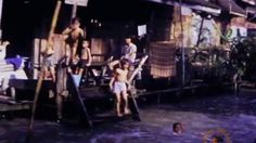 Bangkok Canal Life and Barges 1971  Watch full clip here: http://www.bangkoks-best.com/bangkok-canal-life-barges-1971/