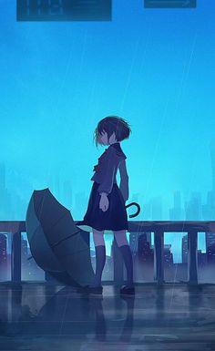 #Anime #AnimeGirl #image #Kawaii #Art #Cute #Beautiful #KurdishOtaku #AnimeArt #Wallpaper Anime School Girl, Anime Art Girl, Manga Girl, Anime Chibi, Kawaii Anime, Kawaii Art, Anime Muslim, Sad Art, Anime Life