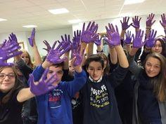 María Ramón, también del comando manchego, presenta un proyecto de convivencia en camino hacia comunidades de aprendizaje.