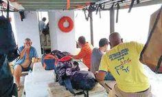 CONEXÃO BOMBEIRO : Chuva ainda prejudica buscas por cinco mineiros de...
