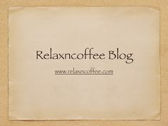 relaxncoffee: 3 advantages of coffee you didn't know!