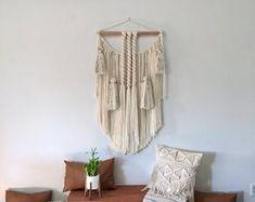 Wall Hangings, Dream Catcher, Macrame, Home Decor, Dreamcatchers, Decoration Home, Room Decor, Home Interior Design, Dream Catchers