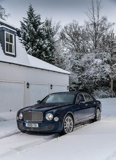 Bentley Mulsanne. #BentleyMulsanne