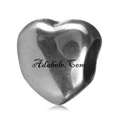 This beautiful birthstone .925 Sterling Silver European charm fits Pandora, Biagi Trollbeads, Chamilia, and most charm bracelets find out more at adabele.com