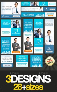 1292 best Web banner images on Pinterest | Advertising design ...