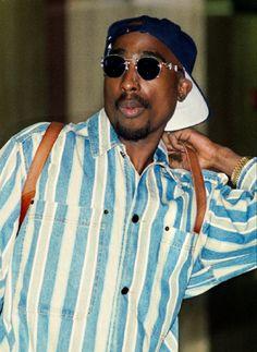 4c436dd7aa Vintage Jean Paul Gaultier Sunglasses Mod c Worn by rapper Tupac Shakur  aka. ShadeThrowr · Old School Rap Sunglasses