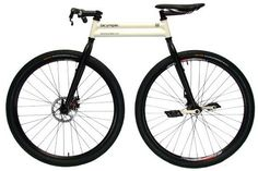6002eca8cab Scalyfish Designs' Bicymple is a Super-Compact, Chainless Bicycle That Can  Travel Sideways