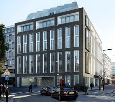 #5 Hanover Square London by Squire and Partners Architects