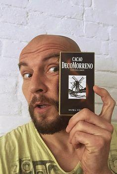Vegenerat Biegowy: CZEKOLADOWE CIASTO BEZ PIECZENIA by DECOMORRENO