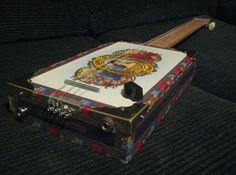 Cigar box guitar by Bluesboy Jag Get yours at http://www.jagshouse.com/cigarboxguitars.html #cbg #cigarboxguitar #blues  #guitar #electricguitar #guitarproject  #cbg #guitar #blues #guitarist #electricguitar #slideguitar #guitarra #guitarplayer #guitare #guitarsolo # guitarplaying #guitarpic #guitarlover #guitarlessons #guitarplayers