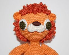 """Ludwig Amigurumi - Free Pattern - PDF Download ( Click first """"Download now"""" in Blue Letters)"""