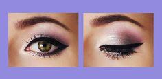 Eyeliner auftragen tiefliegende Augen