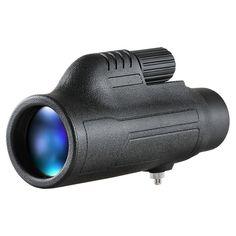 10x40 HD Flexible Focus Travel Binoculars Monocular Telescope For Camping Hunting Luneta Telescopio Spotting Scopes #Affiliate