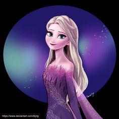 Disney Princess Drawings, Disney Princess Art, Disney Princess Pictures, Disney Fan Art, Princess Luna, Frozen Art, Disney Frozen Elsa, Frozen Songs, Frozen 2013