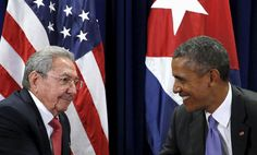 President Barack Obama will make a historic visit to Cuba within the next month, the culmination of his efforts to end a half-century of tensions between Havana and Washington, ABC and CNN reported late Wednesday.  It's bound to draw sharp criticism from Republican candidates for the White House, who